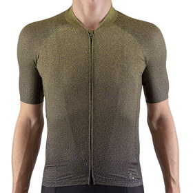 Isadore Alternative Cycling Maillot à manches courtes Homme, khaki